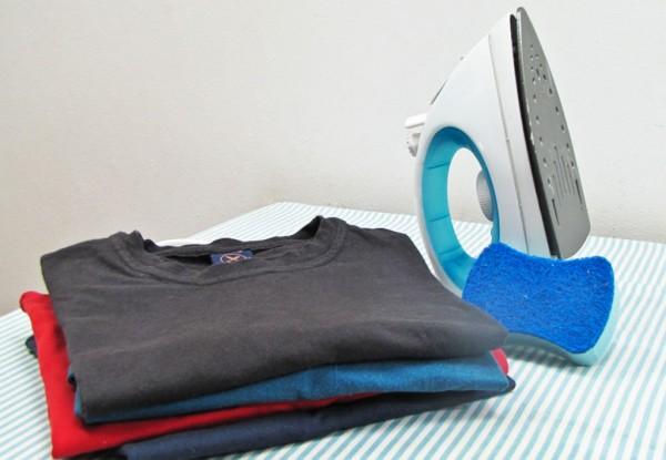 Tutorial de como remover fiapos e pêlos de roupas