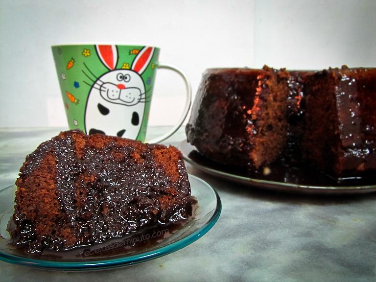 Bolo De Chocolate Fácil Receitas De Minuto A Solução Prática