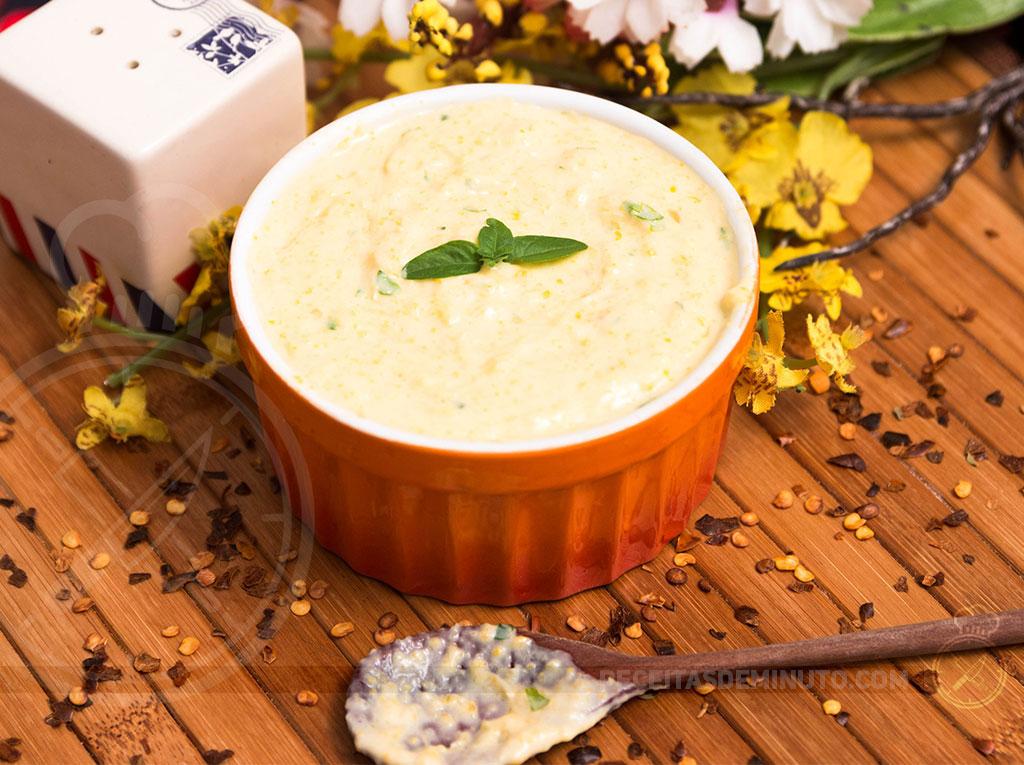 Creme de Milho - Como fazer creme de milho com creme de leite receita completa