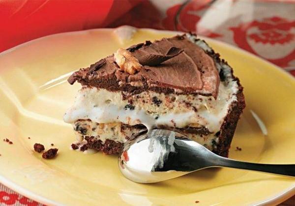 Receita de Sobremesa Torta de Cookies