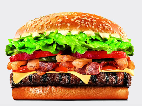 Avaliacao do Whopper Furioso