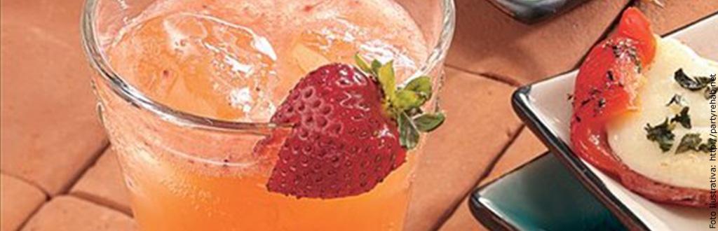 Coquetel de Frutas sem Alcool