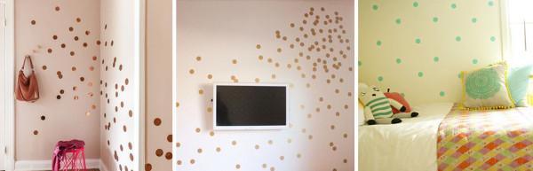 decoracao_parede_bolinhas