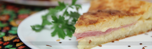 Torta de Pão de Queijo