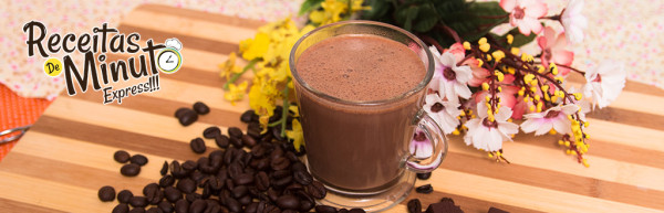 Chococafé - Chocolate Quente com Café