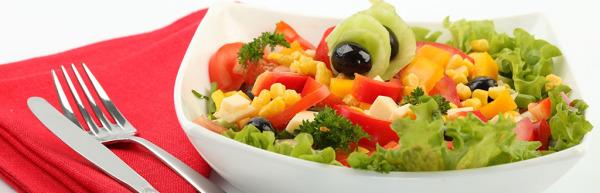 3 Molhos para Saladas