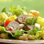 Ideias para Saladas Deliciosas!