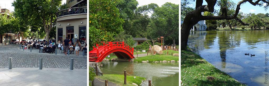 Palermo, Jardim Japonês, Bosques de Palermo (Roubei fotos da internet pq esqueci de tirar hehehe)