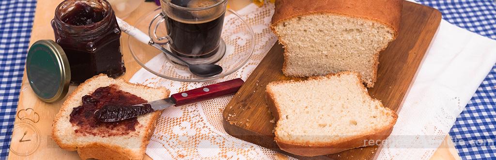 Pão De Forma Caseiro Fácil Receitas De Minuto A Solução Prática