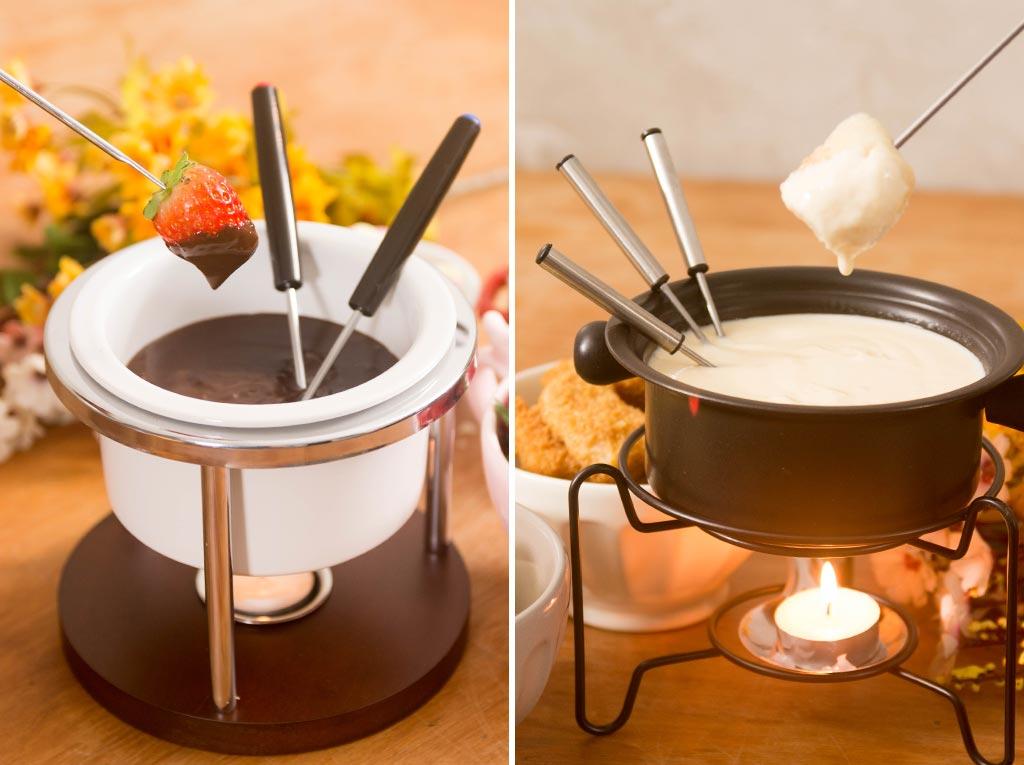 como fazer fondue de queijo e chocolate receitas de minuto a solu o pr tica para o seu dia. Black Bedroom Furniture Sets. Home Design Ideas
