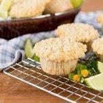 Muffin Crocante de Limão