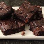 Brownie de Chocolate da Lelê!