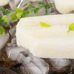 Picolé de Abacaxi com Coco