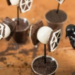 Trufa de Chocolate – Tie Fighter de StarWars