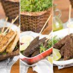 3 Receitas de Kafta (Frango, Carne e Vegana)