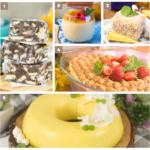 Coletânea de Sobremesas para o Dia das Mães