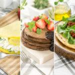 3 Receitas de Crepioca – Pizza, Tradicional e de Chocolate!