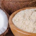 A Nova Descoberta: A Farinha de Coco!!