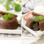 Petit Gâteau do Erick Jacquin do MasterChef