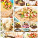Coletânea de Sobremesas para Festas de Fim de Ano