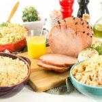Ceia de Natal Completa! Tender ao Molho de Laranja, Farofa, Salpicão e Arroz de Festa!