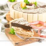 Torta Alemã de Padaria sem Ovo!