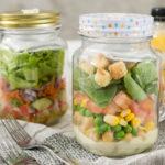 O Guia Definitivo da Salada de Pote!