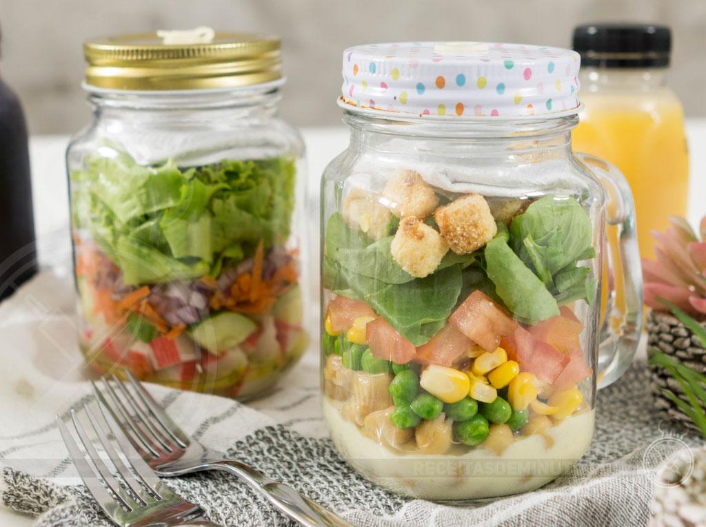 O Guia Definitivo Da Salada De Pote Receitas De Minuto A Solução Prática Para O Seu Dia A Dia