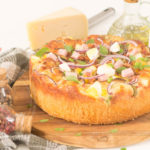 Torta Pizza Portuguesa Muito Fofinha!