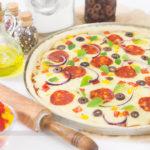 Pizza Caseira Sem Farinha de Trigo – Sem Glúten!