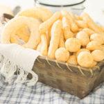 Biscoito de Polvilho Caseiro