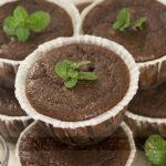 Muffin de Chocolate sem Glúten