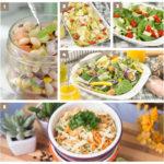 Saladas para Festas de Fim de Ano