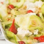 Salada de Abóbrinha