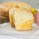 Pão de Queijo Gigante Muito Fácil