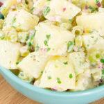 Salada de Batata com Vagem