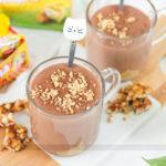 Chocolate Quente Cremoso sem Amido