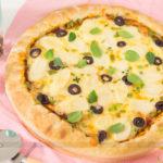 Pizza Caseira Rápida