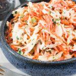 Coleslaw – Salada de Repolho